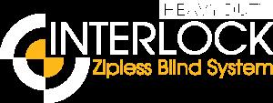 Interlock Zipless Outdoor Blind
