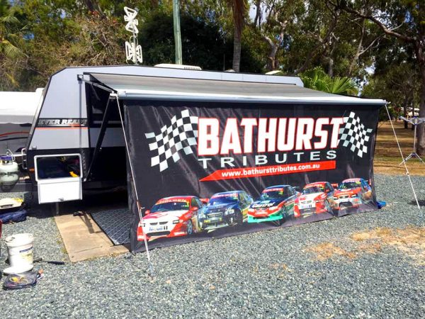 Van Tastic Printed Screens - Bathurst Tributes